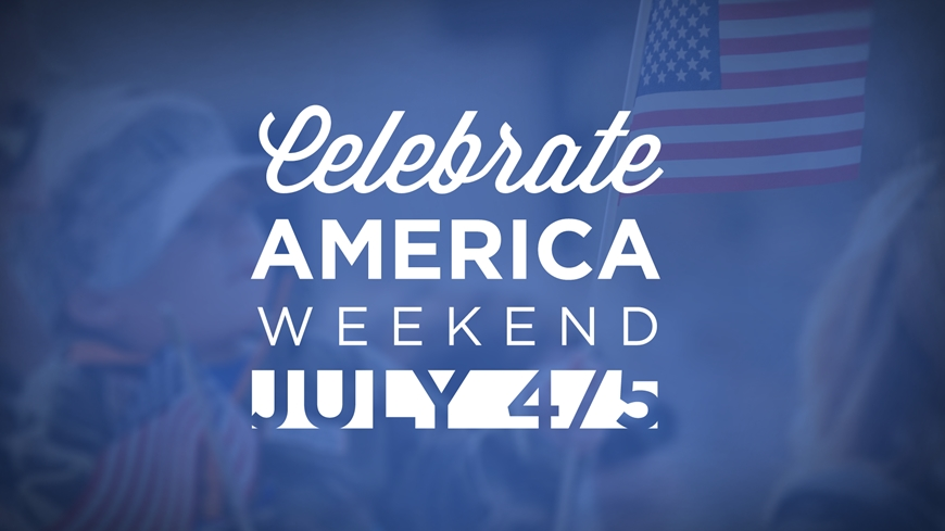 Join us this coming Fourth of July weekend.