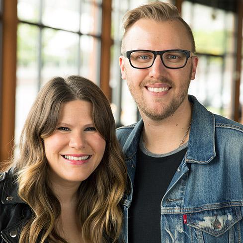 Brandon & Lindsey Stewart