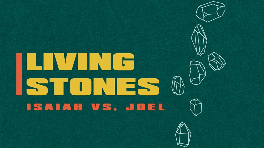 Living Stones Cover Graphic