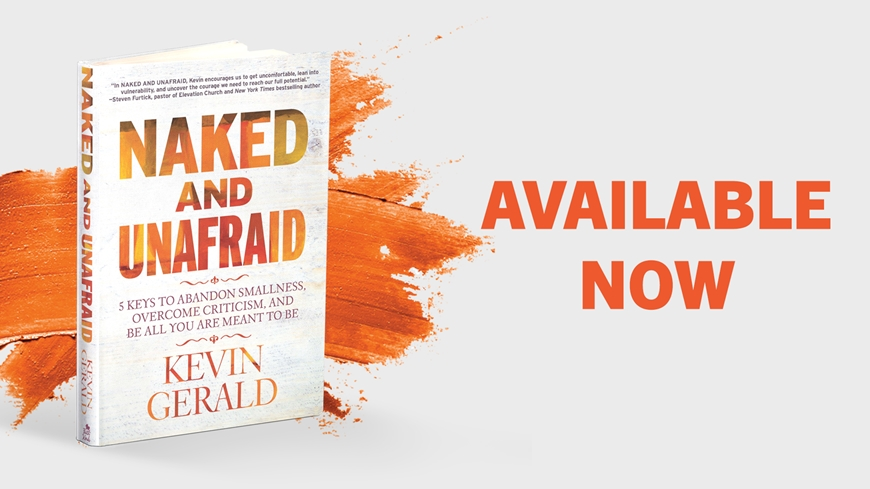 Naked and Unafraid Book Available Now