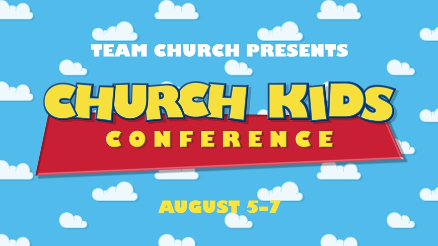 Team Church 2019 Kids Conference