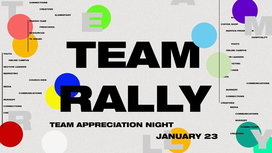 Team Rally 2019