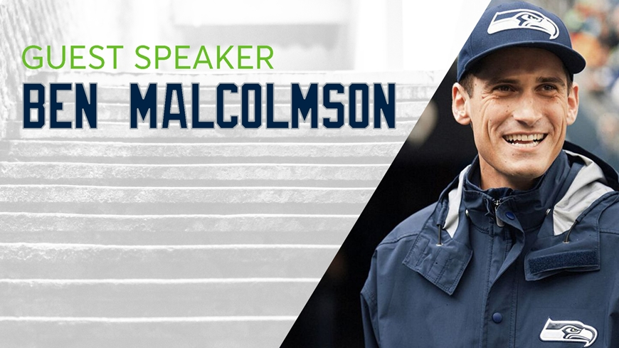 Interview with Ben Malcolmson