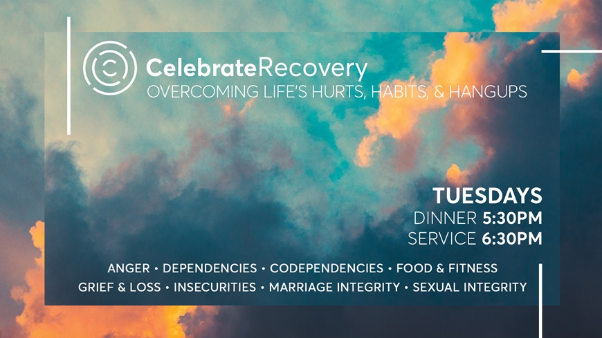 """<span class=""""highlight"""">Celebrate Recovery</span>"""