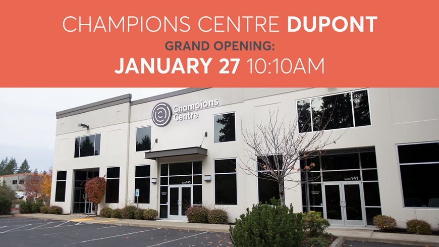 GRAND OPENING: DuPont Service