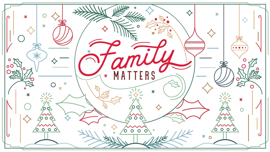 Family Matters Cover Graphic