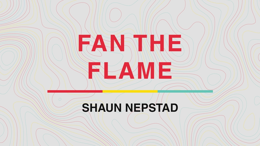 Fan the Flame Cover Graphic