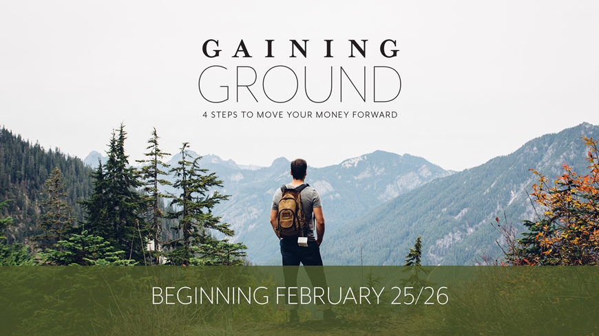 Gaining Ground CLG Page