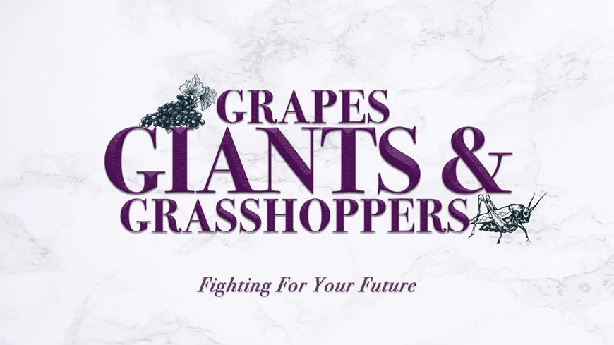 Grapes, Giants, and Grasshoppers
