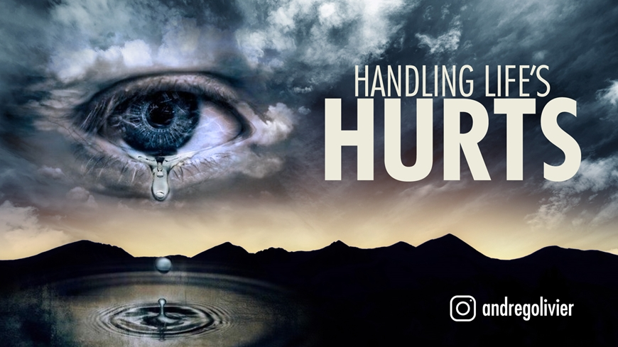 Handling Life's Hurts Cover