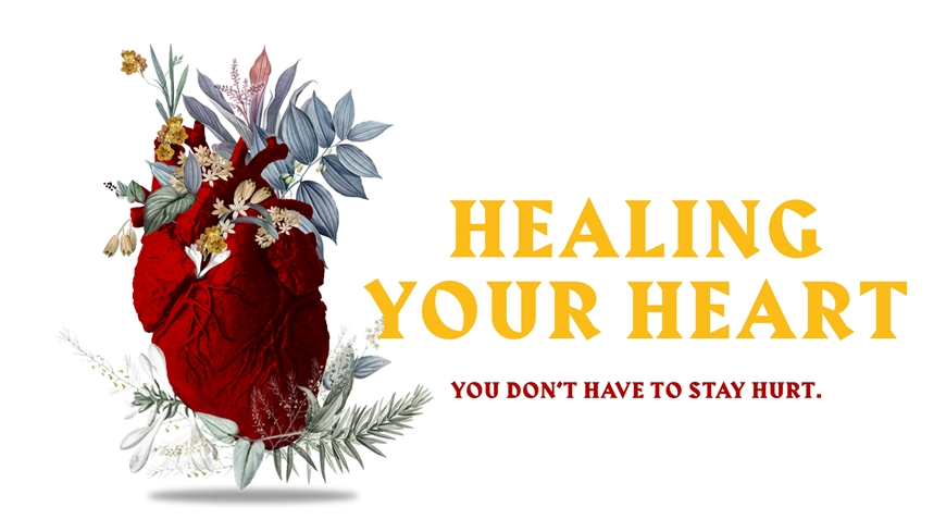 Healing Your Heart Cover