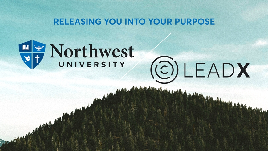 LeadX/Northwest University Graphic