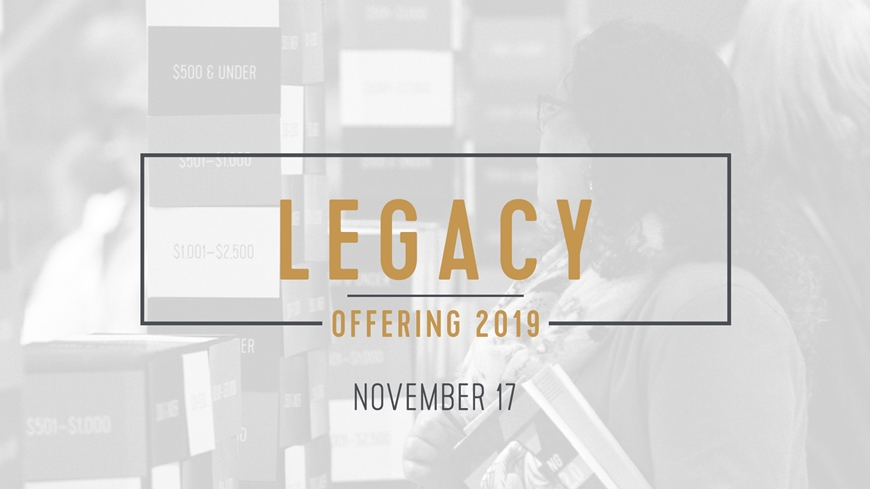 Legacy Offering 2019 Promo