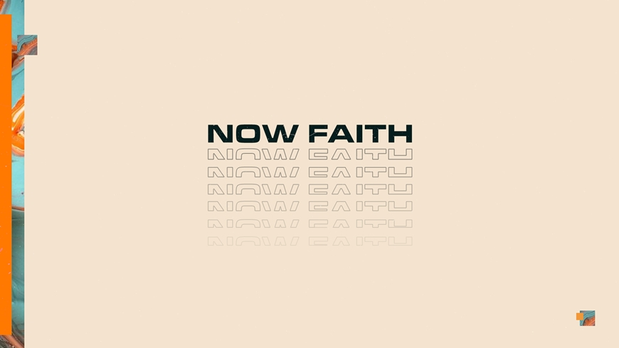 Now Faith Cover Graphic