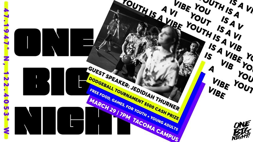 One Big Night | April