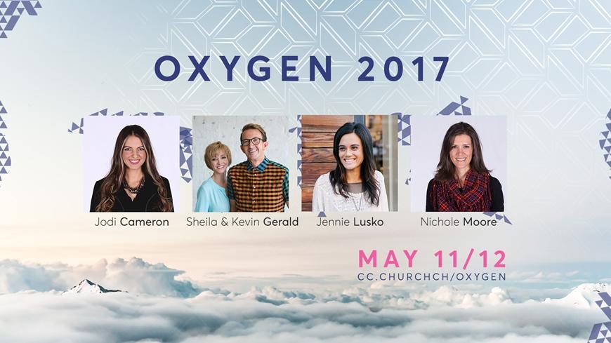 Oxygen 2017
