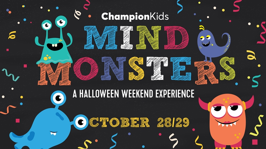 Mind Monsters: A Halloween Weekend Experience