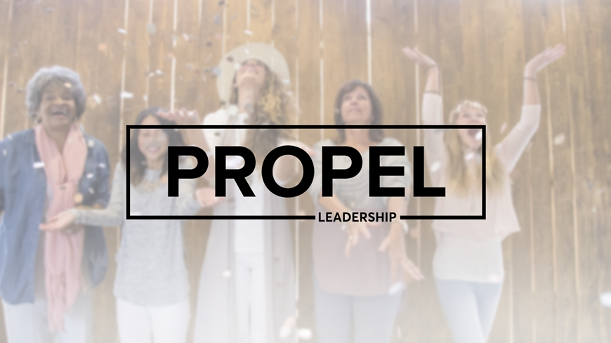 Propel Conversation Series 1: Leadership