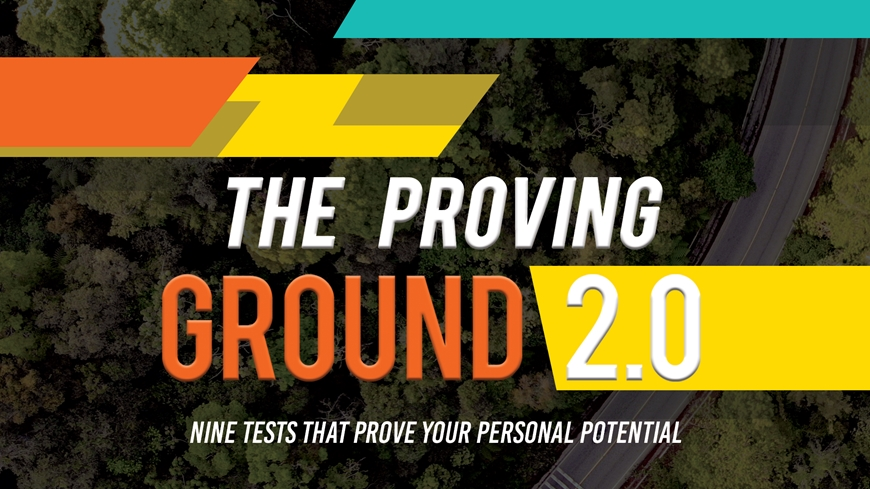 Proving Ground 2.0 by Pastor Kevin Gerald