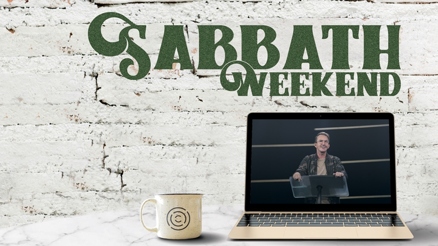 Sabbath Weekend Message Cover Graphic