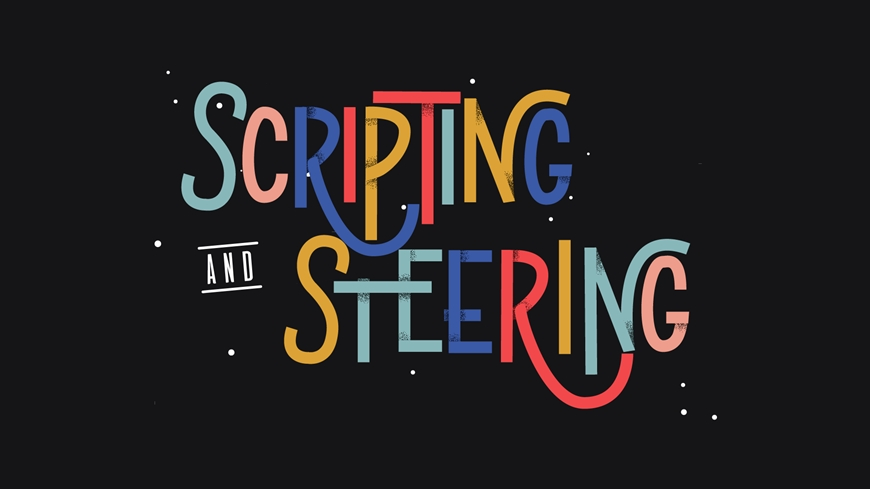 Scripting and Steering Part 3