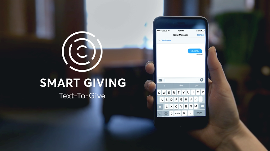 Smart giving