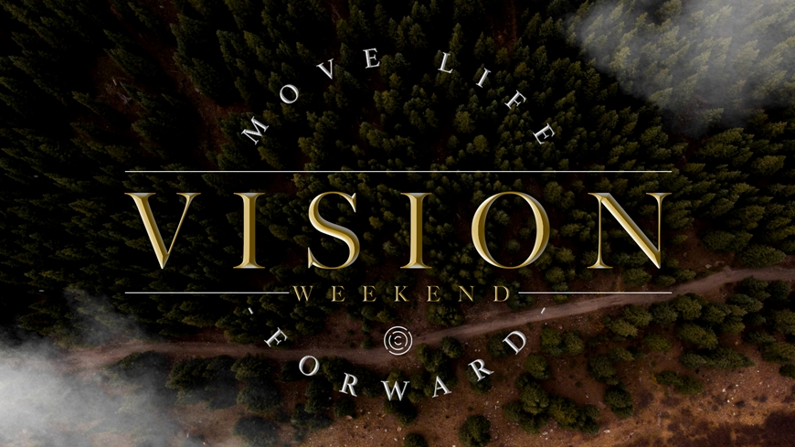Vision Weekend 2019 Cover