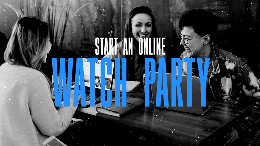 Watch Party Promo
