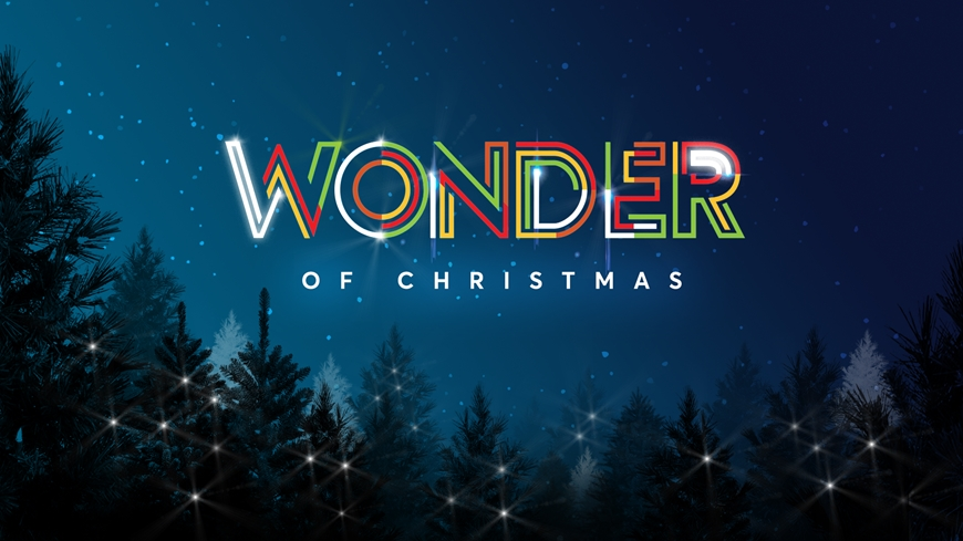 Wonder of Christmas Message Cover Graphic
