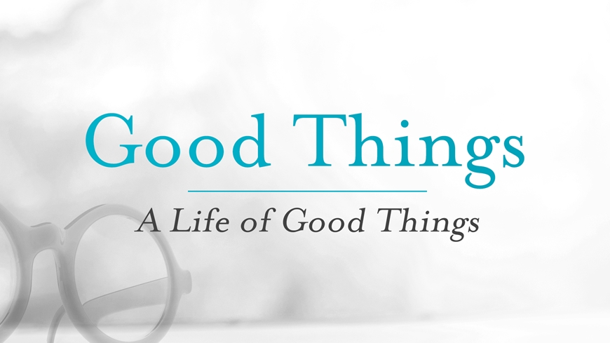Good Things: A Life of Good Things