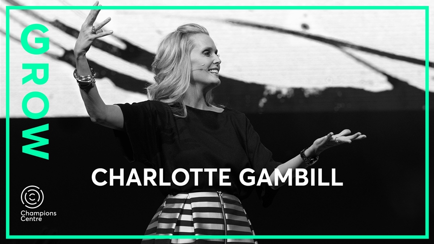 Grow Weekend With Charlotte Gambill