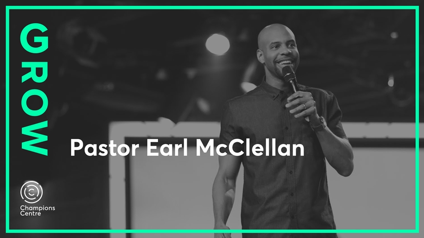 Grow Weekend with Earl McClellan