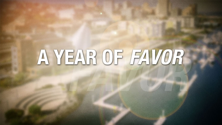 A Year Of Favor