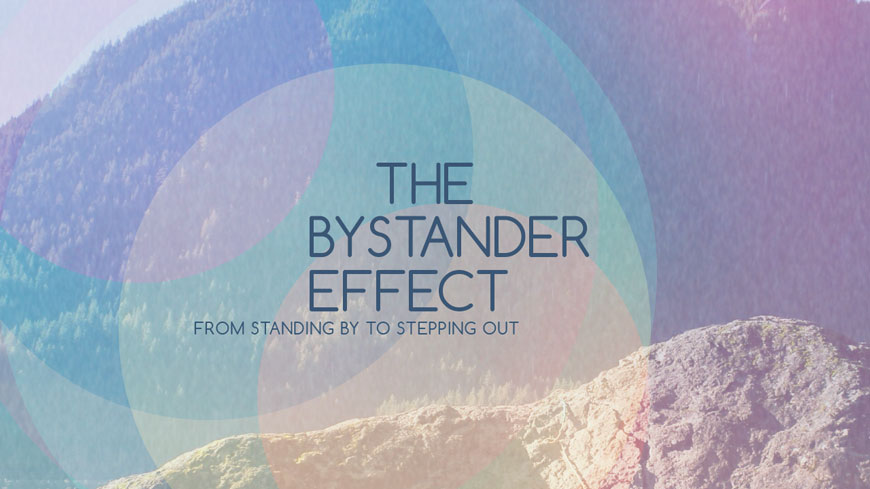the bystander effect Free bystander effect papers, essays, and research papers.