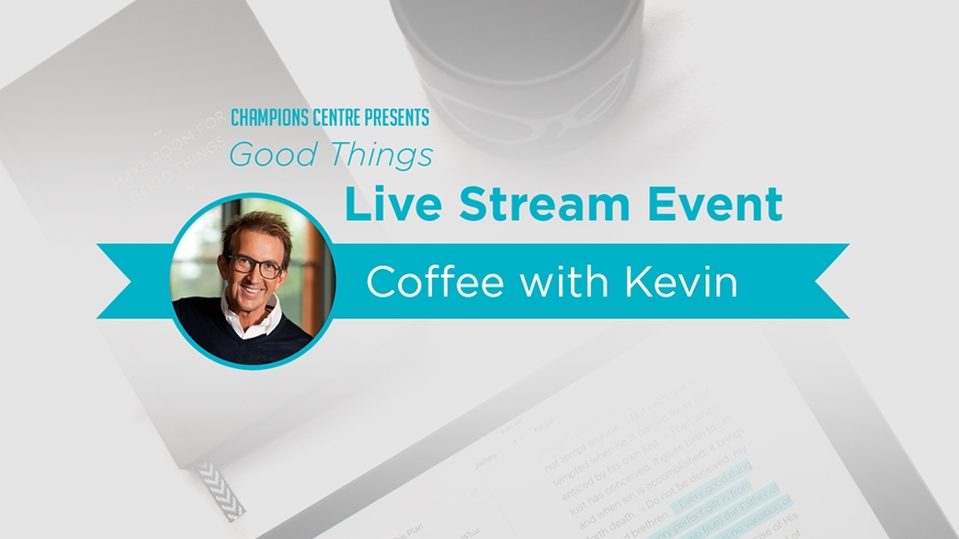 Good Things: Coffee with Kevin